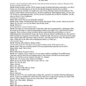 Humorous / Dramatic / Monologues | JD Drama Publishing - Part 2